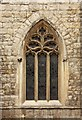 TM0387 : St Mary Quidenham - Window by John Salmon