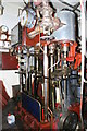 TQ7670 : Chatham Marina - VIC 96 engine room by Chris Allen
