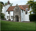 ST4363 : Grade I listed vicarage and refectory, Congresbury by John Grayson