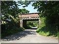 SJ7970 : Low bridge on Bridge Lane by John M