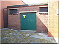 SE2831 : Electricity Substation No 1958 - Elland Road by Betty Longbottom