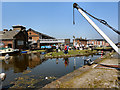 SJ4077 : The National Waterways Museum (Boat Museum) Ellesmere Port by David Dixon