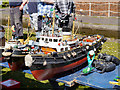 SJ4077 : Model Boats at Ellesmere Port by David Dixon