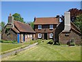 TQ3558 : Atwood's Almshouses (2), Warlingham by Stefan Czapski