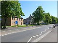 NY9463 : Torch Centre, Corbridge Road by Oliver Dixon