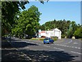 NY9463 : Junction of Dene Park and Peth Head by Oliver Dixon