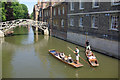 TL4458 : Punting at Cambridge by Stephen McKay