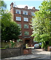 TQ2485 : Princes Court, London NW2 by John Grayson