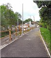 SJ8590 : East Didsbury Metrolink Construction by Gerald England