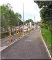 SJ8590 : East Didsbury Metrolink Construction by Gerald England