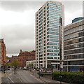 SJ8498 : 111 Piccadilly (Rodwell Tower ) by David Dixon
