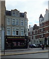TQ2978 : The White Swan Public House Vauxhall Bridge Road by PAUL FARMER