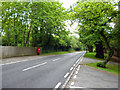 TQ3664 : Shirley Church Road by Dr Neil Clifton