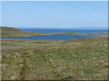 NR5386 : Loch an Tuim Uaine by Brian Turner