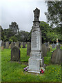 SJ6899 : Bedford Colliery Disaster Memorial, Leigh Cemetery by David Dixon