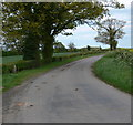 SO7671 : Heightington Road near Chapel Farm by Mat Fascione