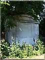 TQ4090 : St Mary, High Road, South Woodford - Churchyard Mausoleum by John Salmon