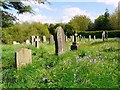 NY3558 : St. Andrew's Churchyard by Rose and Trev Clough