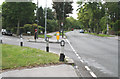 TQ3463 : South Croydon:  Croham Valley Road by Dr Neil Clifton