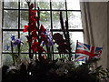 TQ0647 : Diamond Jubilee Decoration by Colin Smith