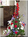 TQ0647 : Diamond Jubilee Flowers by Colin Smith