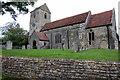 SP7140 : Parish Church by Philip Jeffrey