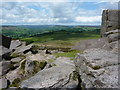 SK2580 : The view from Over Owler Tor by Peter Barr