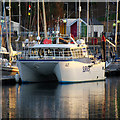 J5082 : The 'Lia' at Bangor by Rossographer