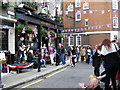 TQ2778 : Diamond Jubilee Celebrations Tyron Street Chelsea by PAUL FARMER