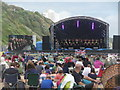 SZ0990 : Bournemouth: Diamond Jubilee stage by Chris Downer