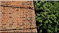 J3284 : Former mill chimney, Mossley, Newtownabbey by Albert Bridge