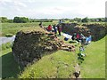 TF3464 : Bolingbroke Castle, Old Bolingbroke #1 of 3 by Dave Hitchborne