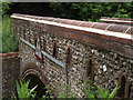 TQ0951 : Dorking Arch, Uphill Side by Colin Smith