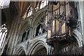 TL5480 : Organ in Ely Cathedral by J.Hannan-Briggs