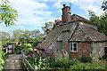 SU2298 : Lock Cottage, Buscot : Week 24