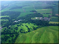 TL0918 : Luton Hoo House from the air by Thomas Nugent