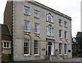 SP8967 : Wellingborough - Swanspool House by Dave Bevis