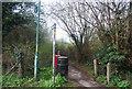 TQ8833 : High Weald Landscape Trail by N Chadwick