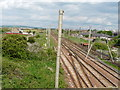 Dist:0.2km<br/>Ayr to Glasgow main line.