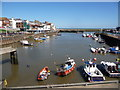 TA1866 : Bridlington: northern part of the harbour by Chris Downer
