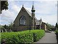 SJ8379 : St John's Church, Lindow by Ian S
