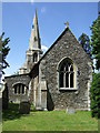 TL1569 : All Saints Church, Grafham by JThomas