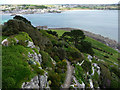 SW5129 : St Michael's Mount by Chris Gunns