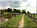 SJ8458 : Macclesfield Canal at Ramsden Hall by Hugh Craddock