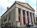 TQ3075 : St Matthew's Church, Brixton Hill SW2 by R Sones