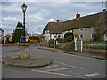 SU1660 : Pewsey - Roundabout by Chris Talbot