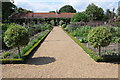 TQ1772 : Kitchen Garden, Ham House by Philip Halling