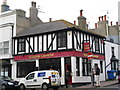 TQ3203 : The Golden Cannon, St. George's Road / College Place, BN2 by Mike Quinn