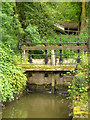 SJ8382 : Sluice Gate, Quarry Bank Mill by David Dixon