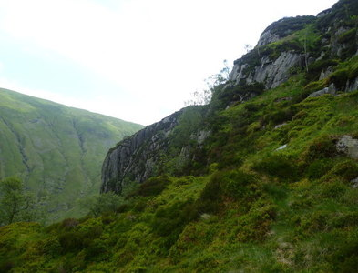 NY2712 : Eagle Crag by Michael Graham